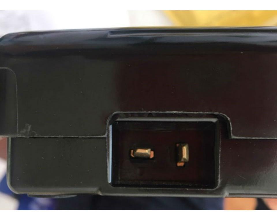 Pedal Sigma 2000, 2002 - Repuestos Maquinas de Coser